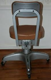 retro office chairs. Vintage Office Swivel Chair Industrial Steel Vinyl By Wood . Retro Chairs T