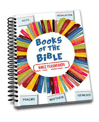 Free Books Of The Bible Flash Cards Childrens Ministry Deals