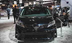 2018 toyota minivan. 2018 toyota minivan
