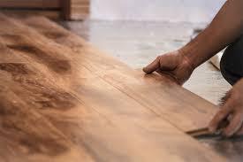 professional installation of hardwood floors