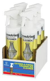 extend a finish crystal and fixture cleaner 6 pack