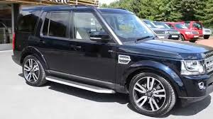 LAND ROVER DISCOVERY 3.0 SDV6 HSE LUXURY - Mariana Black - YouTube