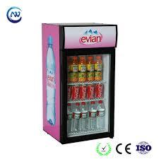 china countertop glass door mini refrigerator for drinks and beverage jga sc80 china refrigerator showcase
