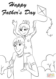 Happy Father's Day coloring page | Free Printable Coloring Pages