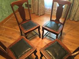 1950 Dining Room Furniture Dinning Room Appealing Antique Oak Dining Room Tables And Chair