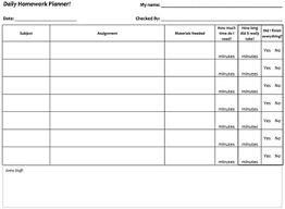 homework planner template pdf xat 2016 coaching chennai xlri liba xim b xime gim school