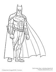 Superhero Coloring Page Superhero Coloring Pages Printable Dc