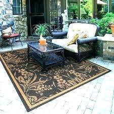 patio area rug medium size of garden treasures