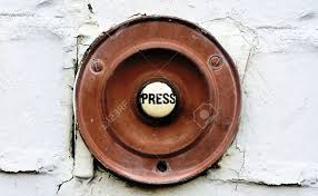 old doorbell stock photo 7075461
