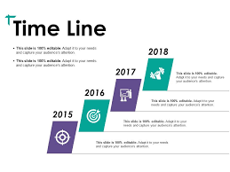 Time Line Ppt Visual Aids Layouts Powerpoint Slide