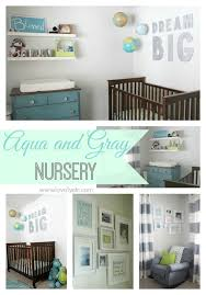 baby furniture for less. aqua and gray nursery baby furniture for less r