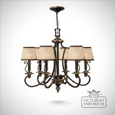 plymouth 6 light pendant chandelier