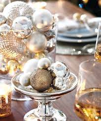 Silver Balls Decor Amazing Gold And Silver For New Year's Decorating Trendy Tree Blog