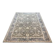 pottery barn mila hand knotted persian style rug 9 x 12 design plus gallery