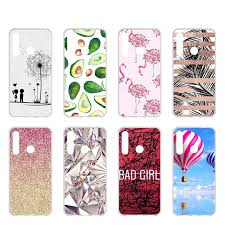 Silicone Painted Cases for <b>Huawei Honor</b> 10i HRY-LX1T <b>6.21 Inch</b> ...