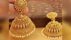 Gold Jhumka Designs For Bridal Sone Ka Jhumka Design Gold Jhumka By Latest Fashion Updates