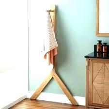 free standing towel rack creative free standing towel racks for bathrooms towel free standing bath towel free standing towel rack