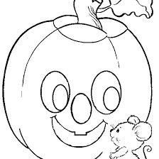 Our halloween printable pictures are perfect for your kids. Halloween Coloring Pages Free Printables For Kids