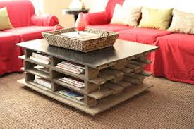 DIY pallet-coffee-table