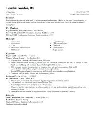 Psych Nurse Resume Impressive Resume Example Nurse Create My Resume Psychiatric Nurse Resume