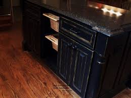 kitchens with black distressed cabinets. Best 25 Black Distressed Cabinets Ideas On Pinterest Chalk Kitchen Kitchens With