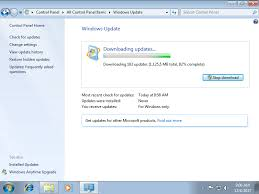 How To Update Windows 7 Getting Windows 7 Update Error 80248015 You Are Not Alone Ghacks