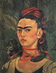 if every painting is the face of a uni browed woman it s frida