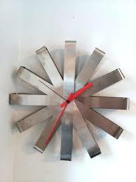 umbra ribbon wall clock canada