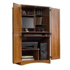 office armoire ikea. Bowery Hill Computer Armoire In Abbey Oak Office Ikea O