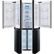 lg black french door refrigerator. just love this look and functionality on the lg black stainless steel double door-in lg french door refrigerator