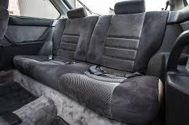 acura integra interior backseat. collectible classic 1986 1989 acura integra interior backseat