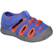 Garanimals Toddler Boys Sport Sandals Blue Orange Size 3