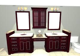 master bathroom vanity grand master bath inc master bath vanity depth