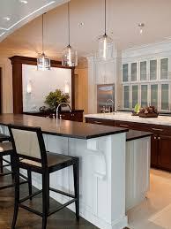 pendulum lighting in kitchen. Bell Jar Modern Pendant Lights Seen In Naperville Residence For Pertaining To Lighting Kitchen Prepare 9 Pendulum