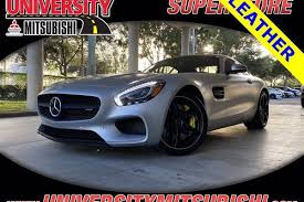 The sports car of your dreams. Used 2016 Mercedes Benz Amg Gt For Sale Near Me Edmunds