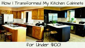 old furniture makeover. How I Transformed My Kitchen Cabinets For Under Old Furniture Makeover