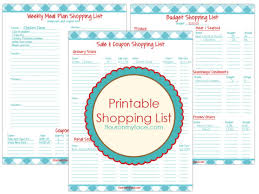 Meal Budget Planner 3 Free Printables Weekly Meal Planning Flour On My Face