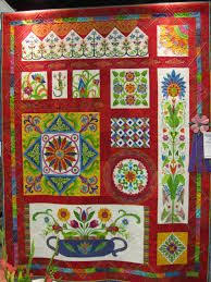 83 best Mexican quilts images on Pinterest | Autumn home, Carpets ... & mexican quilts - Google Search Adamdwight.com