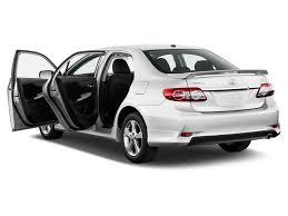 Image: 2012 Toyota Corolla 4-door Sedan Auto S (Natl) Open Doors ...