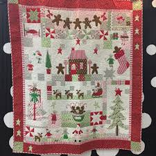 Intricate Christmas Quilt Fabric Collections Moda Uk Panels ... & Appealing Christmas Quilt Fabric Collections Moda Uk Panels Australia Canada Adamdwight.com