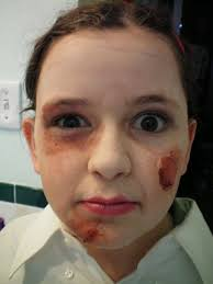gore makeup practice by emmers591