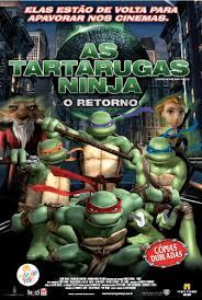 As Tartarugas Ninja – O Retorno