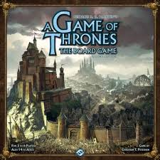 A <b>Game of Thrones</b>: The Board Game (Second Edition) (2011)