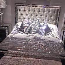 lemonade white silver sequin throw blanket