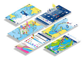 Navigation Charts For Iphone Boating Marine Lakes