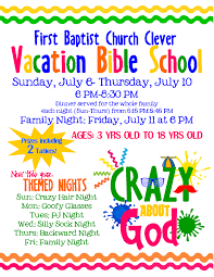 vacation bible school flyer ideas clipart clipartfest vacation bible school