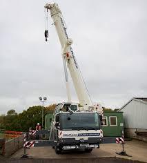 First Ltm 1060 For Southern Cranes Access Vertikal Net