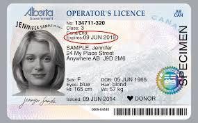 On Birthday Holder's Lic Cards Alberta yeg… Pls Service co t Id Time amp; The Https rdbd5zbzfz