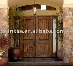 double front door. Double Wood Front Entry Doors Door