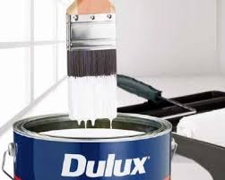 learn how to use a paint brush dulux